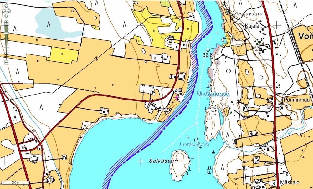 Tornionjoki Rannalta Kalastus